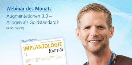 Webinar: Augmentationen 3.0 – Allogen als Goldstandard?