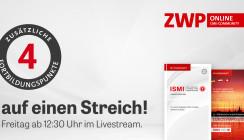 Freitag ab 12.30 Uhr: 4 Live-OPs im Rahmen des EUROSYMPOSIUM