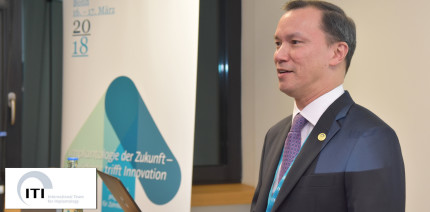 ITI-Deutschland-Kongress gestartet – 800 Teilnehmer erwartet