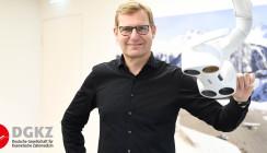 Neuer DGKZ-Präsident: Dr. Jens Voss übernimmt die Führung