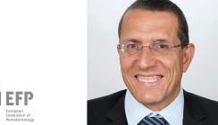 Prof. Dr. Sculean übernimmt den Vorsitz der EFP