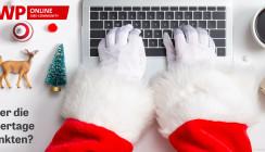Der CME-Countdown läuft: Über die Feiertage mit ZWP online punkten
