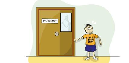 Junge will nicht auf Zahnarztstuhl und löst Polizeieinsatz aus
