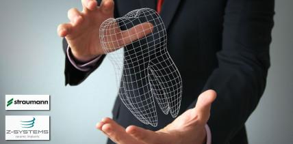 Keramikimplantate: Straumann und Z-Systems bilden Partnerschaft