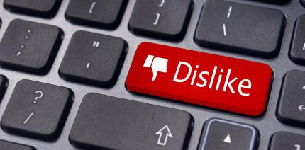 Negatives Feedback: Cool bleiben bei Kritik in sozialen Medien
