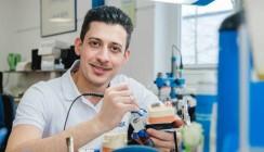Leipziger Zahntechniker ist Botschafter für das Handwerk