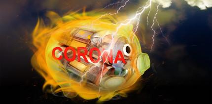 Analyse: Corona-bedingter Umsatzrückgang in Zahnarztpraxen