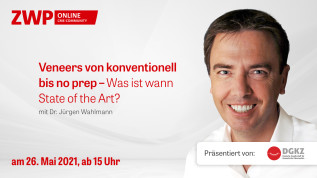 Veneers von konventionell bis no prep – Was ist wann State of the Art?