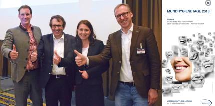 MUNDHYGIENETAGE 2018: Teamkongress in Mainz und Düsseldorf
