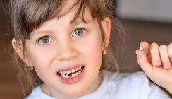 Herzerwärmend: Mädchen sorgt sich um Corona-Schutz der Zahnfee