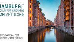 Hamburger Forum für Innovative Implantologie: Programm online