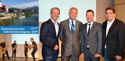 44. Österreichischer Zahnärztekongress in Villach erfolgreich beendet