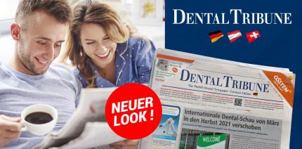 Surprise: Ein neuer Look für die Dental Tribune D-A-CH 2021