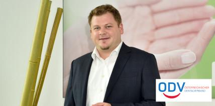 Attila Trägner ist der neu gewählte Präsident des ODV