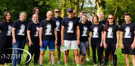 Ab in den Park: OEMUS MEDIA AG startet beim Leipziger Firmenlauf