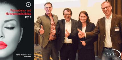 Mundgesundheit in Berlin – Wissenschaft und Praxis vereint