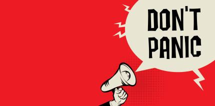 Keine Panik in Sachen Datenschutz-Grundverordnung