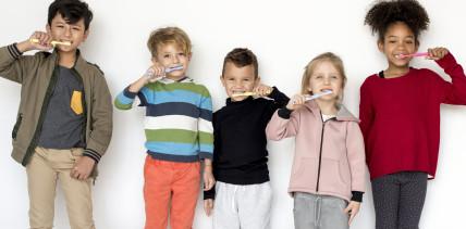 AOK fordert Pflicht zum Zähneputzen in Kita und Grundschule