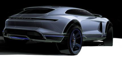 Porsche stellt Elektro-Athleten für aktiven Lifestyle vor