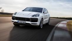 Noch mehr 911 im SUV: Der Porsche Cayenne Turbo
