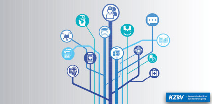 KZBV: Positionierung zur Digitalisierung im Gesundheitswesen