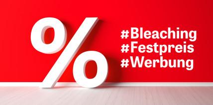 Preisgestaltung und Werbung beim Bleaching: Kein Ende in Sicht
