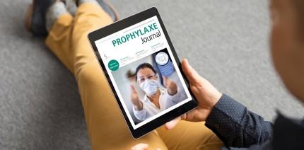 Aktuelles Prophylaxe Journal als ePaper verfügbar