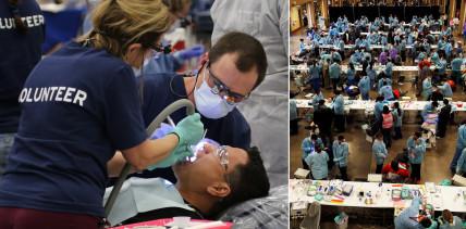 USA: Kostenlose Zahnbehandlung statt Schulsport oder Vorlesung
