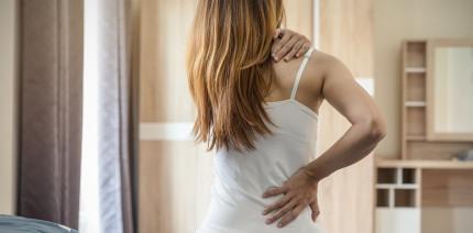 Studie: Rückenschmerzen weiter häufigster Grund für Fehlzeiten