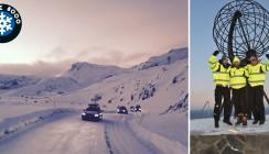 """""""Dental Arctic Rallye 8.000"""" mit über 56 Teilnehmern gestartet"""