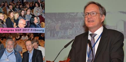 47. Jahrestagung der SSP in Freiburg