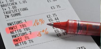 Senkung der Umsatzsteuer auch relevant für Zahnarztpraxen