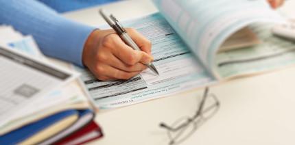 Steuererklärung - Diese Versicherungen lassen sich absetzen