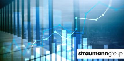 Straumann Group kehrt zu organischem Wachstum zurück