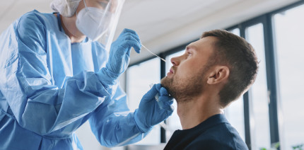 Prospektive Studie zu Schnellstests bei COVID-19-Patienten