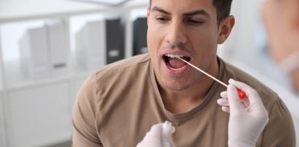 Forschung zur Virusübertragung: SARS-CoV-2 infiziert orale Zellen