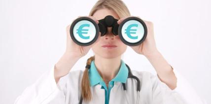 Europastudie: Verdienst von Frauen in Gesundheitsberufen