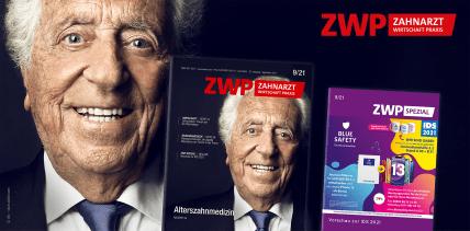 ZWP: Geballte Infos zur Alterszahnmedizin und IDS-Preview