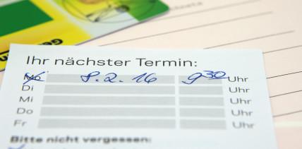 Beschlossen: Terminservice- und Versorgungsgesetz
