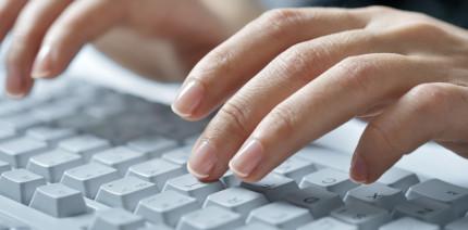 Keimschleuder Tastatur: Auf jeder siebten sind resistente Keime