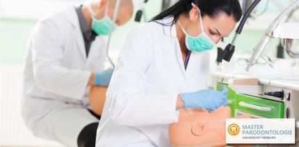 Neue Module beim Freiburger Master of Science Parodontologie