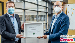 CeramTec: Neue Auszeichnung für hohen Produktionsstandard