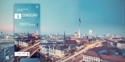 9. CONSEURO und DGZ-Jahrestagung in Berlin