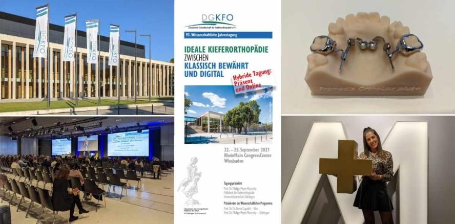 Jahrestagung 2021 der DGKFO digital und in Präsenz erfolgreich