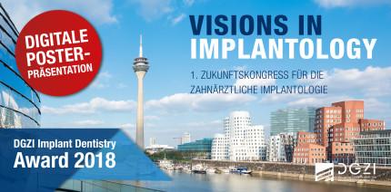 "DGZI ""Implant Dentistry Award"" 2018"