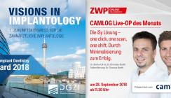 1 CME-Punkt: Live-OP zum 1. Zukunftskongress der DGZI