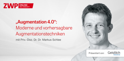"""Web-Tutorial mit Priv.-Doz. Dr. Dr. Schlee: """"Augmentation 4.0:"""""""
