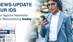 Breaking News per E-Mail: Täglicher today Newsletter zur IDS