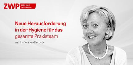 """Web-Interview """"Neue Herausforderungen in der Hygiene"""""""