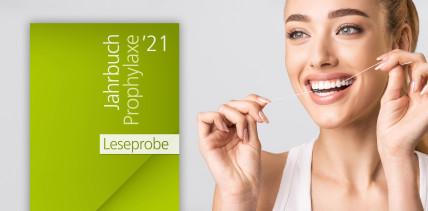Jahrbuch Prophylaxe 2021: Leseprobe jetzt online verfügbar